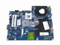 MBN7602001 MB N7602 001 For Acer Emachines E527 E727 Laptop Motherboard GL40 DDR3 LA 4854P With