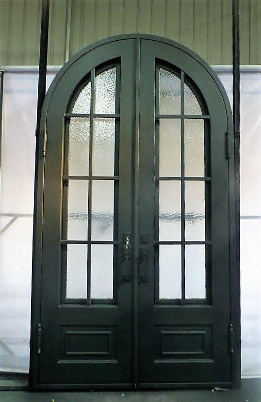 Hench 100% Steels Metal Iron Wholesale Wrought Iron Doors