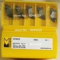 NGD3062RK KC5025 5pcs/box New original cutting tool carbide insert for CNC