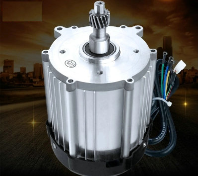 DC48V60V72V1000W permanent magnet brushless differential motor Suitable for electric tricycle,scooter,mechanical equipment power
