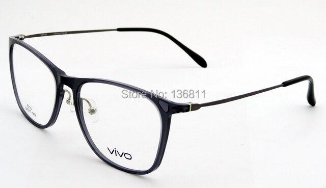 5f4ffffa828d Fancy Optical Eyeglasses Frames Brand Design Optical Frame Acetate  Eyeglasses Frame With Plain Mirror 6215