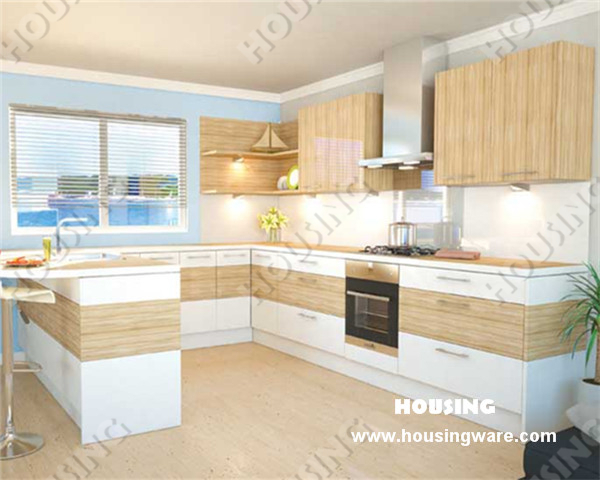 Custmized DIY Laminated Plywood Kitchen Cabinet Furniture In Kitchen  Cabinets From Home Improvement On Aliexpress.com | Alibaba Group