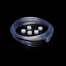 Распылитель Мягкая трубка ингалятор катетер Nebulizer чашка шланг взрослый ребенок лекарственный домашний воздушный компрессор распылитель аксессуары Nebulizer