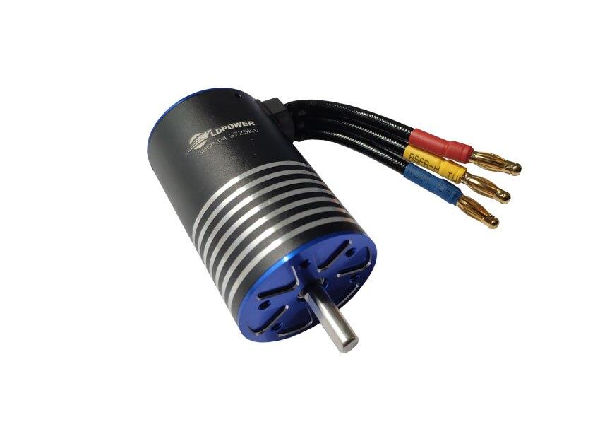 LDPOWER Brushless motor 1\10 car model ship model 3660 motor 3300kv\3725KV  LDPOWER Brushless motor 1\10 car model ship model 3660 motor 3300kv\3725KV