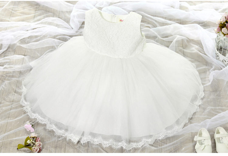Baby Girl Dress Baby Girl Dress Baby Girl Baby Girl Dress Baby Girl - Odzież dla niemowląt - Zdjęcie 2