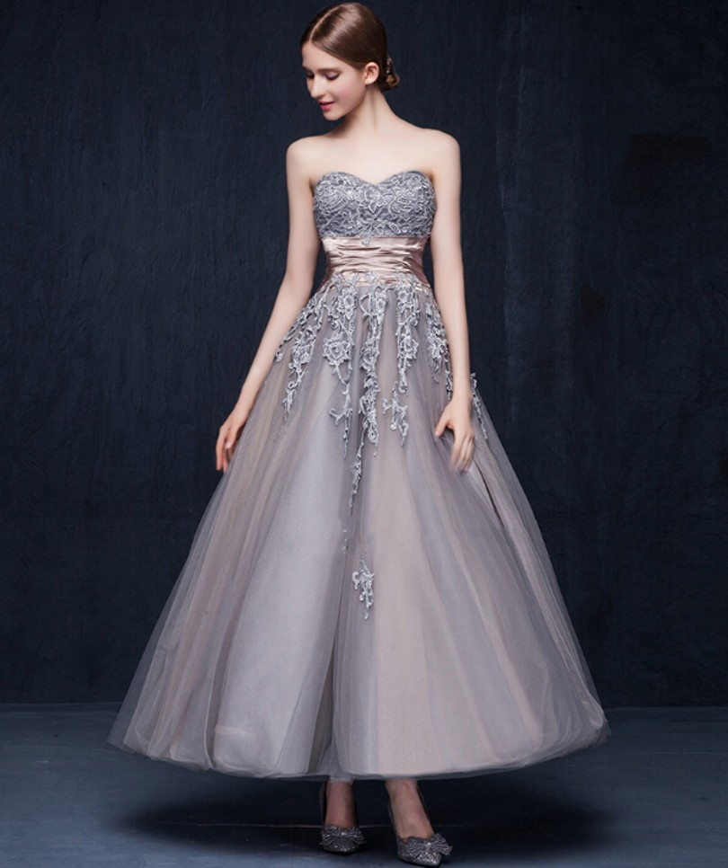 Online Get Cheap Gray Cocktail Dresses -Aliexpress.com | Alibaba Group