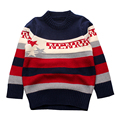 New Kids Sweaters Cotton Toddler Clothes Pullover Infant Tee Winter Outerwear Children Sweater Boys Clothing Long Sleeve O-Neck