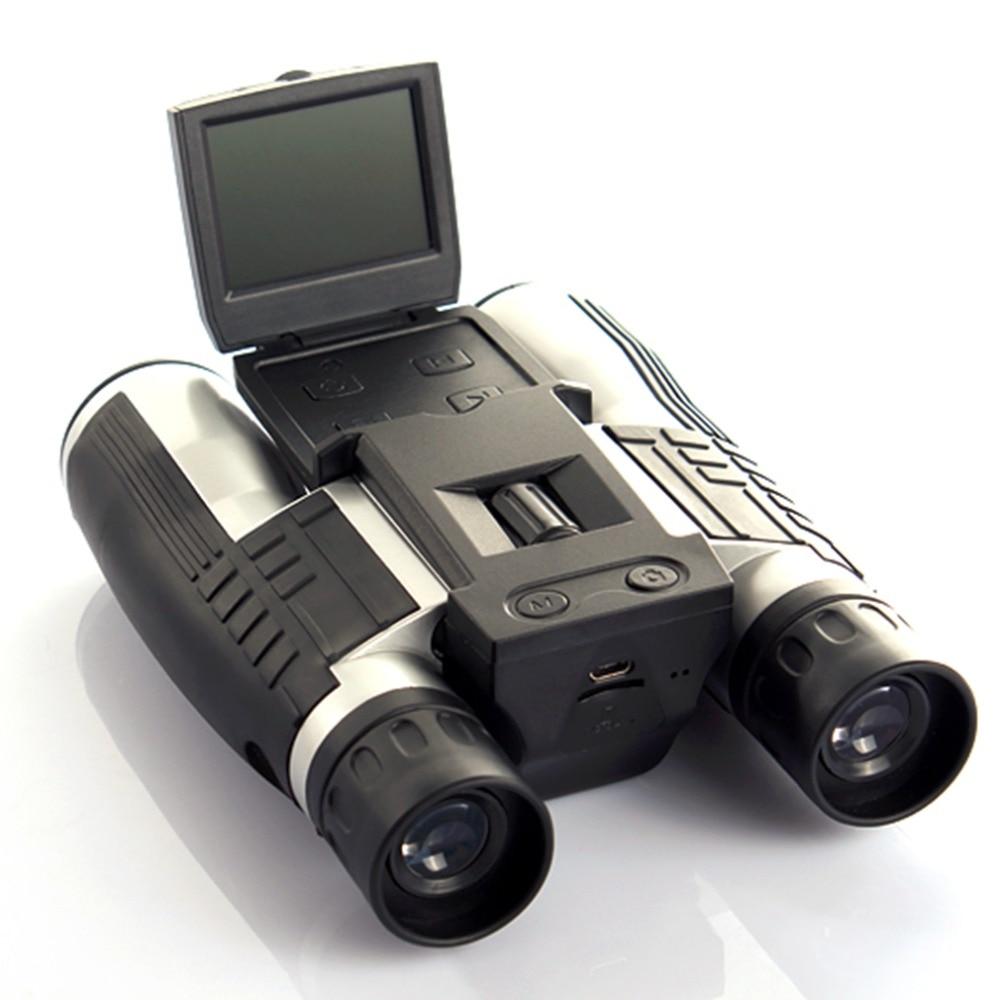 Professional New12 x 32 HD 2 0 TFT HD 1080P 5MP LCD Camcorder DV Binocular Digital
