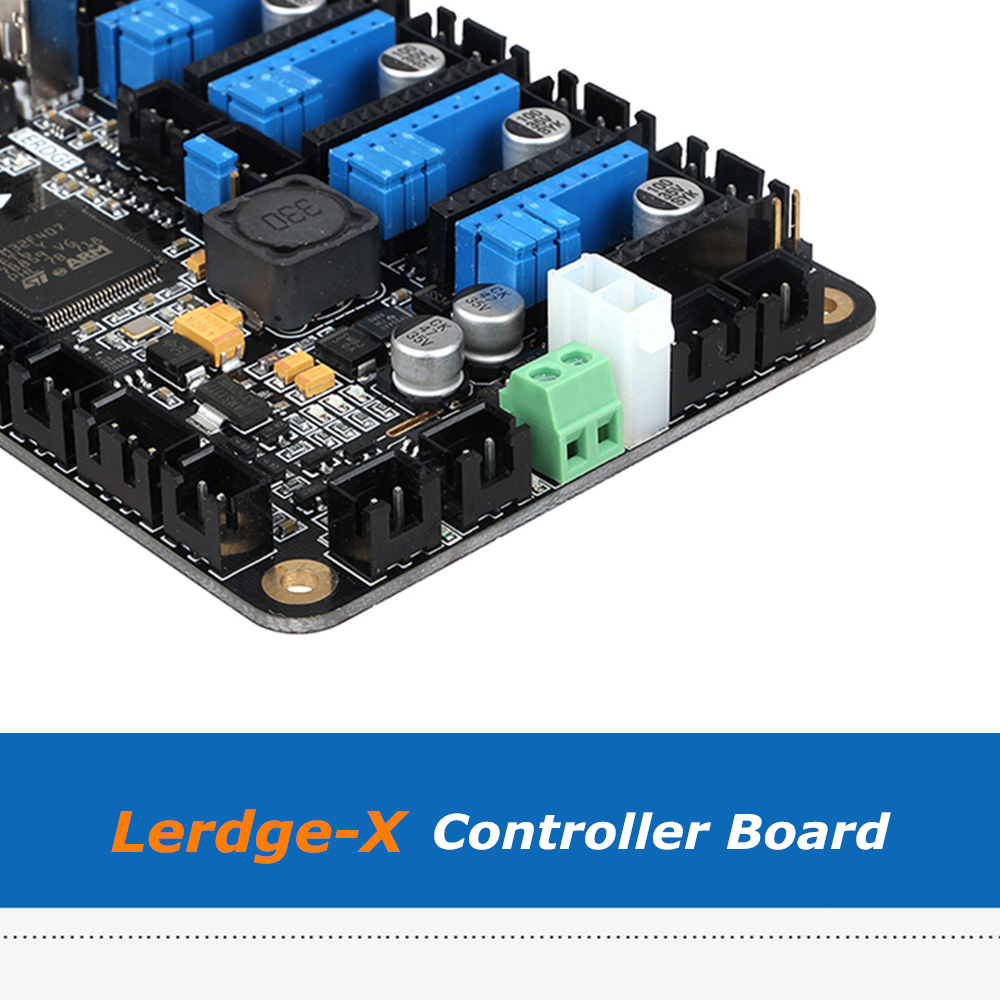 placa controladora braco 32bit lerdge x com 04