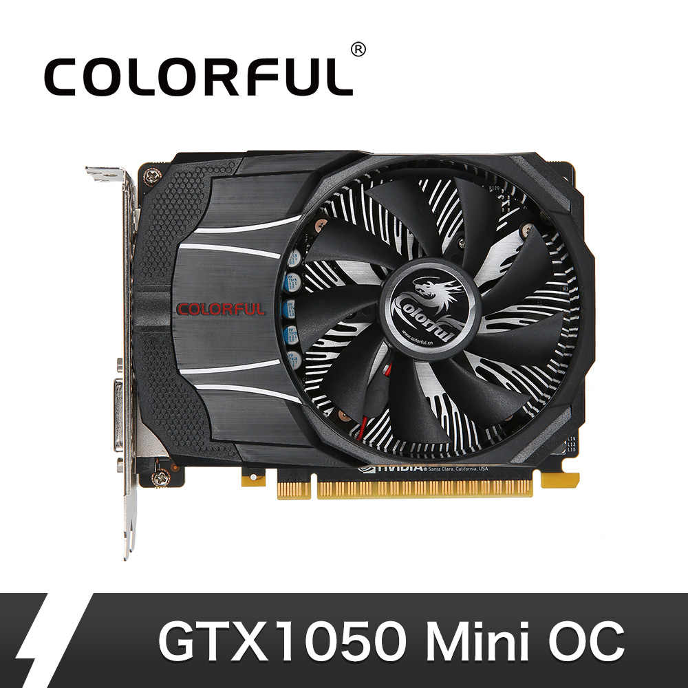 Detail Feedback Questions about Colorful NVIDIA GeForce GTX 1050