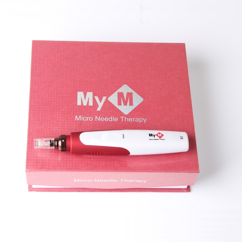 Efficient Treatment Hot Sale Skin Rejuvenation Micro  Micro Needle Roller Stamp Pen Professional With Wireless/wired