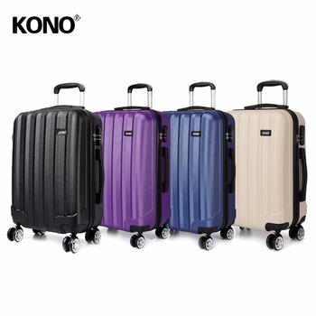 Hard Shell Rolling Luggage Suitcases 1