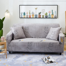 L shaped Sofa Cover Stretch Sectional Couch Cover Sofa Set Sofa Covers For living Room housse canape slipcover 1/2/3/4 seater linen fabric sofa set home furniture couch velvet cloth sofas living room sofa sectional corner sofa modern 1 1 3 seater