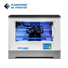 Flashforge font b 3D b font font b Printer b font Dreamer WIFI and touchscreen with
