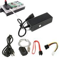Auto Car Styling Car Styling USB 2 0 To IDE SATA 2 5 3 5 Hard