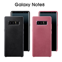 New Turn Fur material Design Leather Suede Case For Samsung Galaxy Note8 Case Soft phone case For Samsung Note8 Back Cover Case