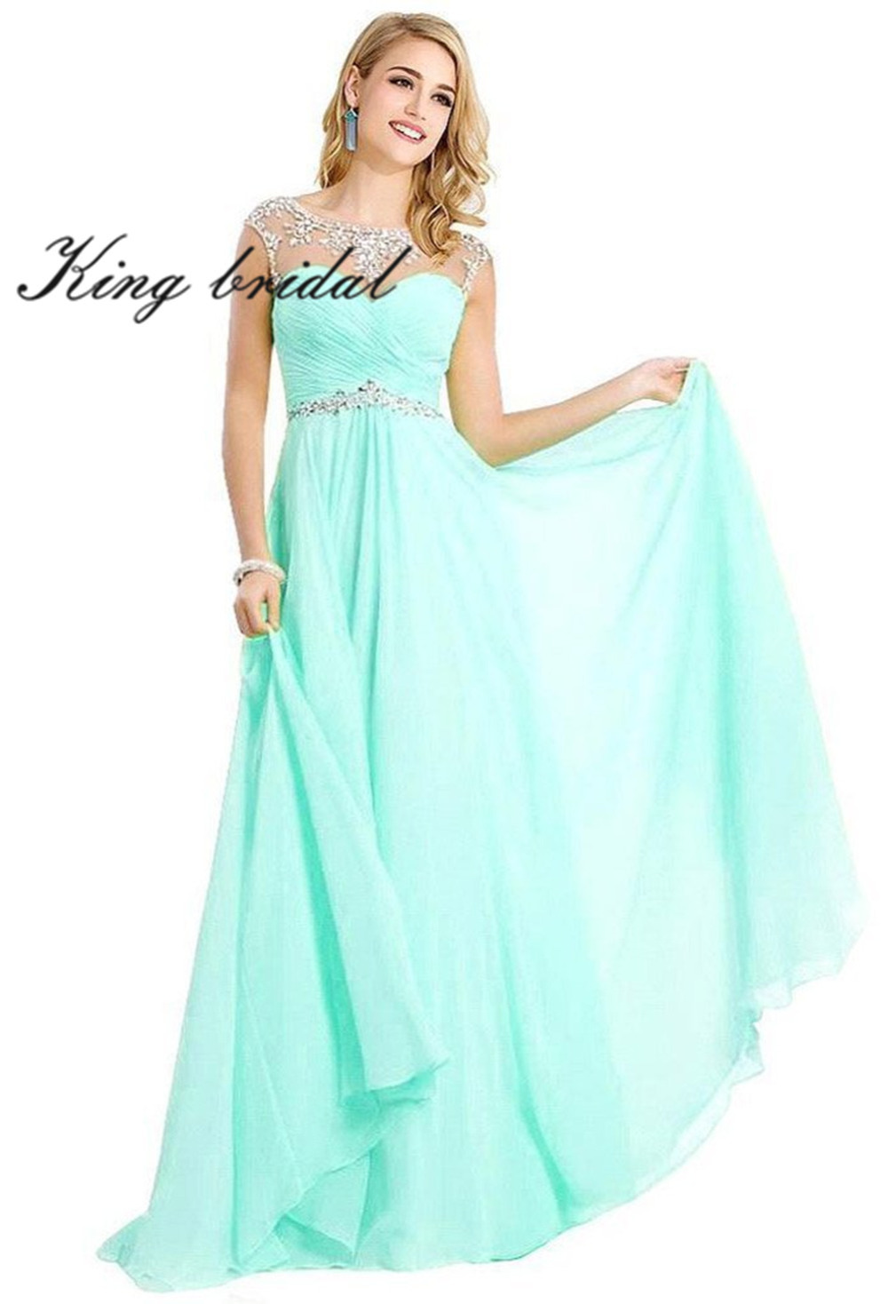 Online Get Cheap Aqua Blue Prom Dress -Aliexpress.com
