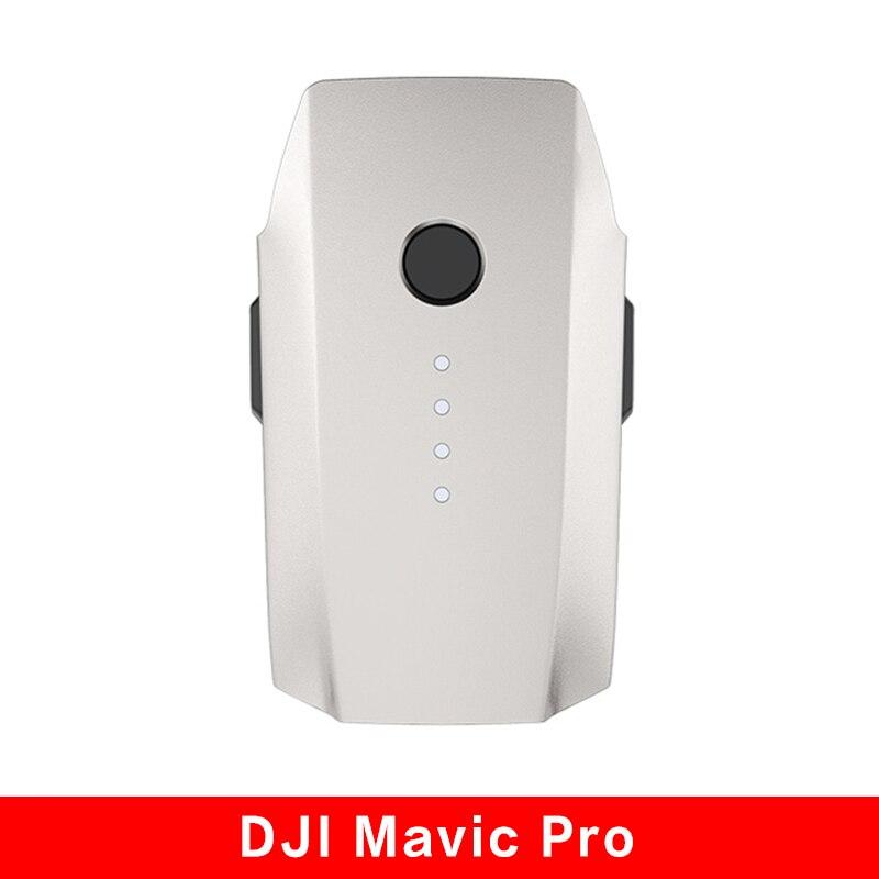Batterie de vol intelligente DJi Mavic Platinum Pro 3830 mAh 11.4 V Max 27-min de temps de vol pour Drone Mavic