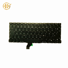 10pcs/lot Brand New A1502 keyboard For Apple MacBook Pro Retina 13.3″ A1502 SE Swedish Sweden keyboard 2013 2014 2015 Years
