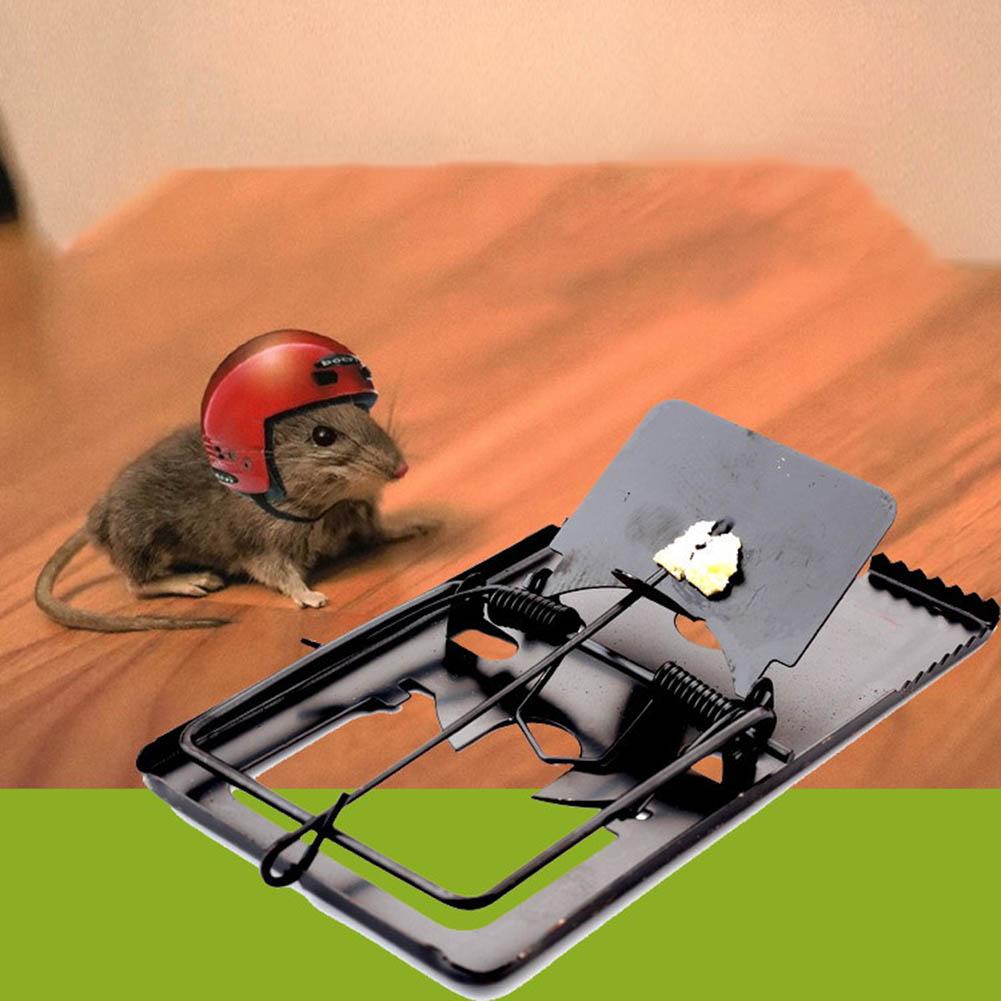 1 Pcs Reusable Mouse Mice Rat Traps Pest Killer Control