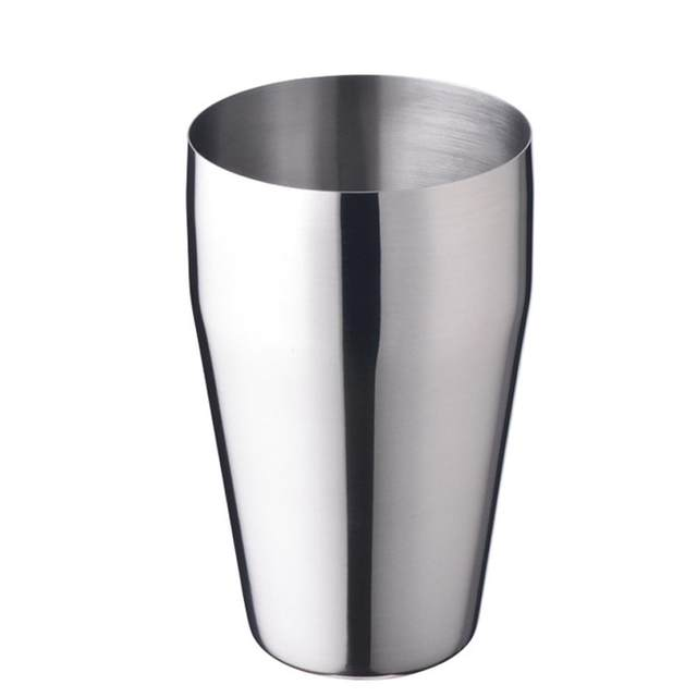 Online Shop Adeeing 550ml Stylish Stainless Steel Cocktail Shaker