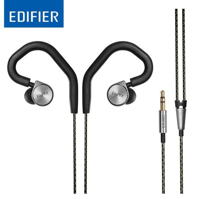 Edifier H297 HIFI Auricolari Usura Intorno Ear Design Ergonomico Isolamento  Acustico Più Comodo Ammiraglia Auricolare Per 3255a0e897d1