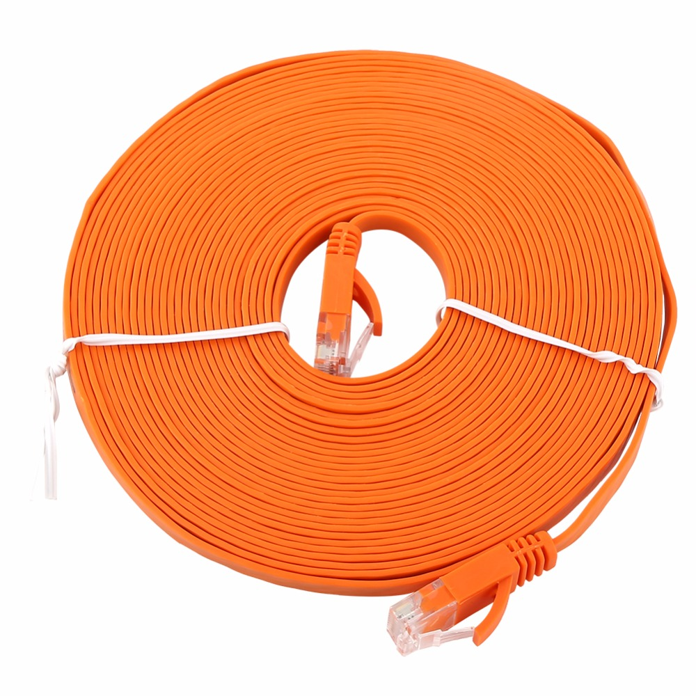 9501 10M RJ45 Cat5e Ethernet Cable MaleTo Male Ethernet Network Lan Cable 33 FT Patch