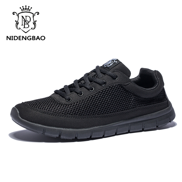 Brand Men Casual Shoes Big Size 15 Breathable Wide Sneakers Men Shoes Light  for Man Walking 86acc30c3