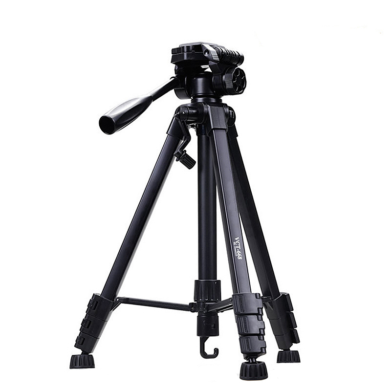 Portable Aluminium Alloy Outdoor Tripod 57 with Carrying Bag Monocular Binocular Spotting Scope DSLR Camera Observing