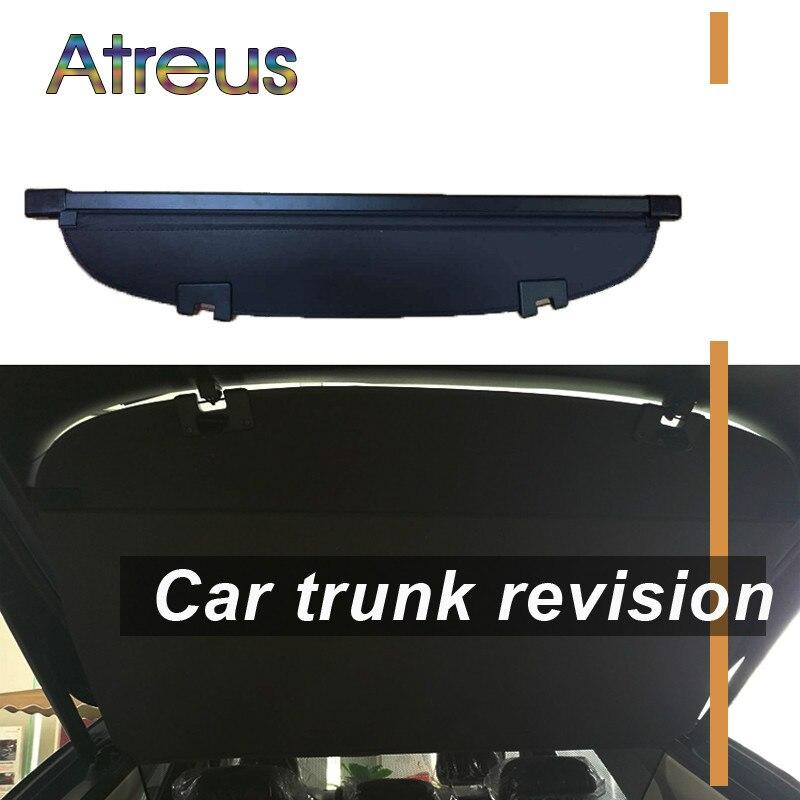 Atreus High Quality 1set Car Rear Trunk Security Shield Cargo Cover For Mazda CX 5 CX5
