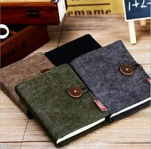 New hot 2015 South Korea creative stationery simple retro flight team series notebook blank pages notepad graffiti this