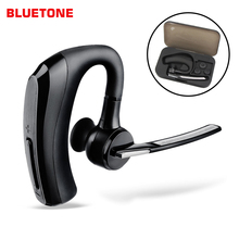 Bluetone BH820 Wireless Bluetooth Earphone Headphone Stereo Handsfree Bluetooth Headset with Mic for iPhone and Android phone 2019 newest bh820 wireless earphone stereo handsfree bluetooth headphone smart car call business bluetooth headset for all phone