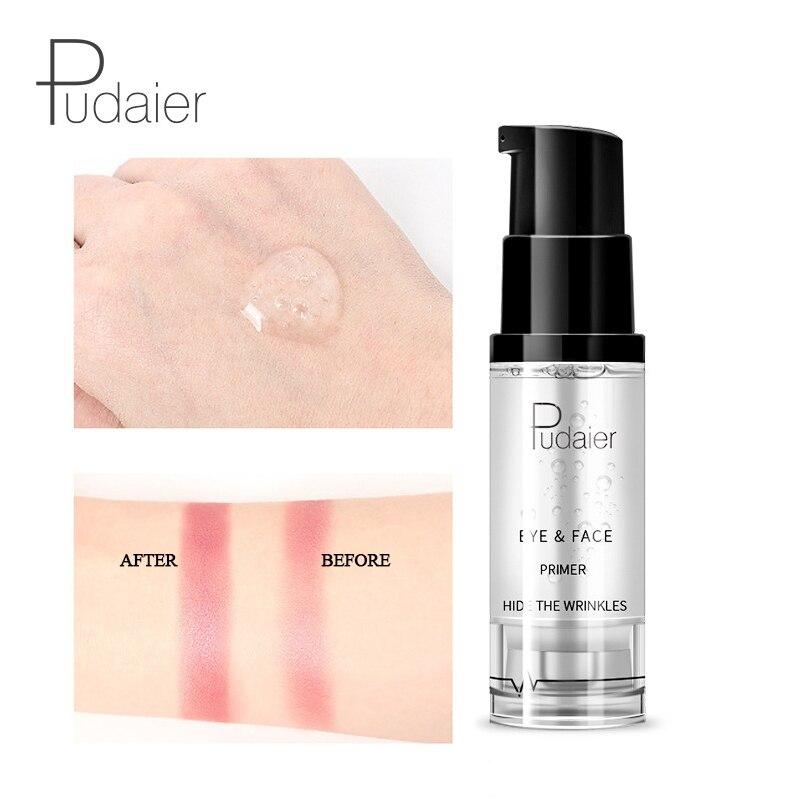 Face Base Primer Makeup 8ml Liquid Smooth Fine Lines Oil control Brighten Eye Primer Eye Shadow