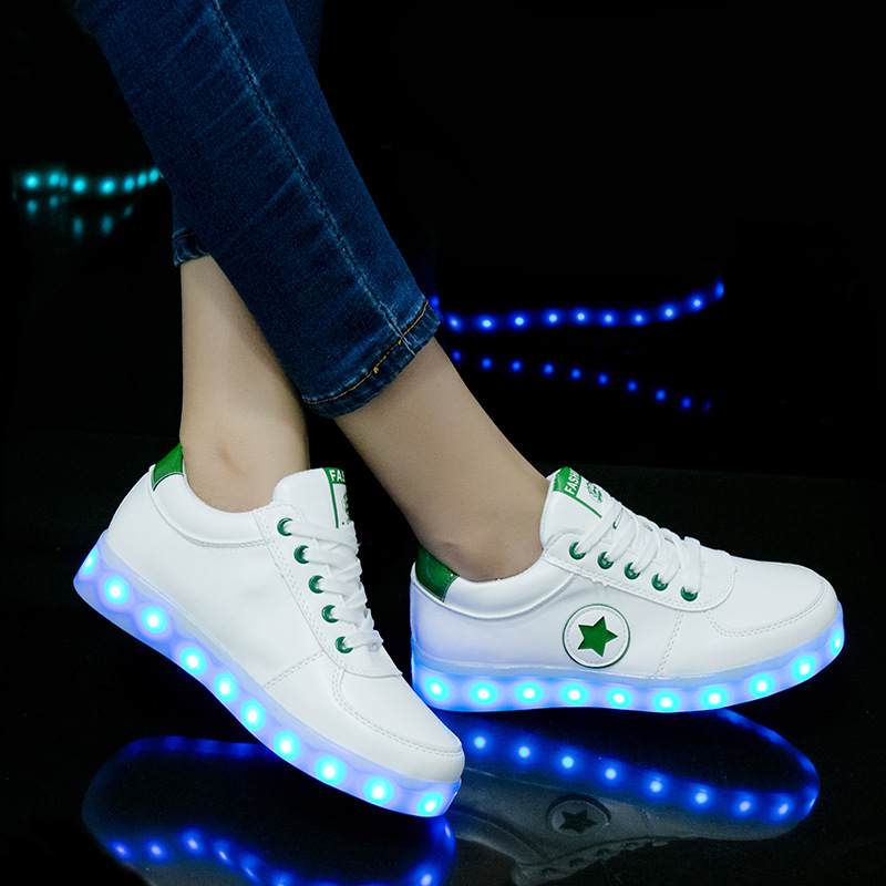 Luminous Sneakers Kids Flashing Shoes for Ghost Dance Led Glowing Sneakers Shoes for Boys Girls Light Up Shoes USB ChargingLuminous Sneakers Kids Flashing Shoes for Ghost Dance Led Glowing Sneakers Shoes for Boys Girls Light Up Shoes USB Charging