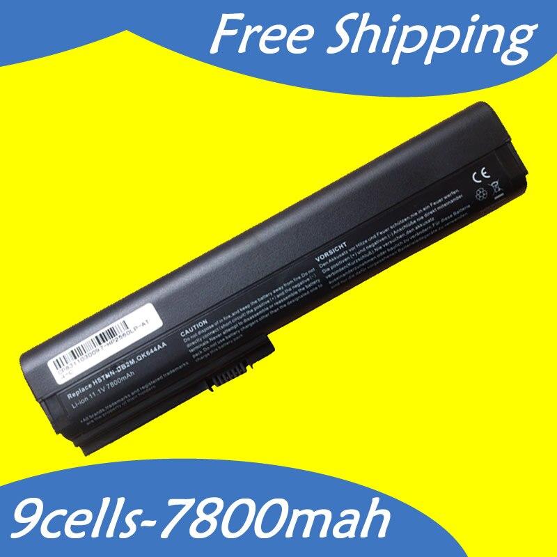 Jigu Laptop Battery Sx06 Sx09 Sx06xl Hstnn-ub2l Hstnn-c48c 632016-542 Hstnn-i92c For Hp Elitebook 2560p 2570p Laptop Batteries