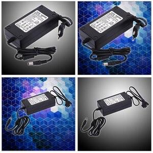 Image 2 - Adaptateur dalimentation universel 15V 5A ca à cc adaptateur dalimentation double convertisseur de câble pour fiche 5.5x2.1 2.5mm
