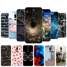 Luxury Silicon for Meizu X8 Transparent TPU Cell Phone