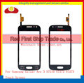 "Original 4.0"" For Samsung Galaxy Ace 3 S7270 S7272 S7275 Touch Screen Digitizer Sensor Front Glass Lens Black White+Tracking"