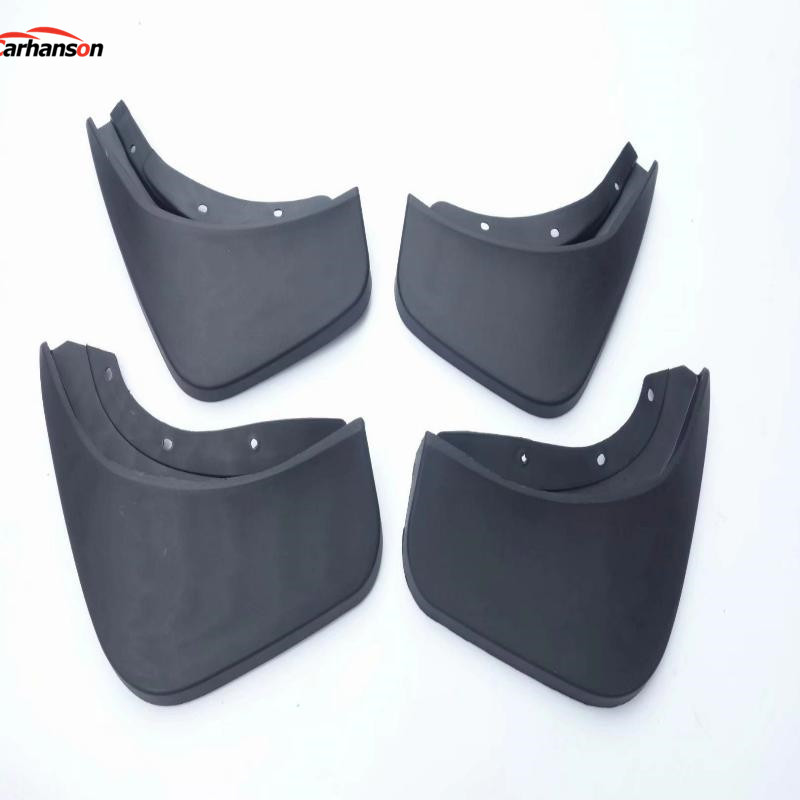 for car styling Volvo V90 2016 2018 accessories mud flaps flap splash guard Front Rear Mudguards Fender car-styling 4pcs/set
