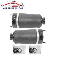 Pair for Mercedes W164 X164 ML GL Front Air Spring Bag Air Suspension Shock Strut 1643206013 1643206113 1643204613 1643205813