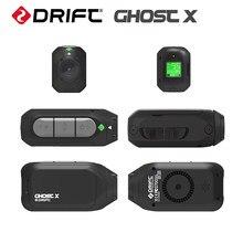 Drift hayalet X eylem kamera Ambarella A12 1080P 30FPS 140 derece geniş açı spor kamera motosiklet ve dağ bisiklet