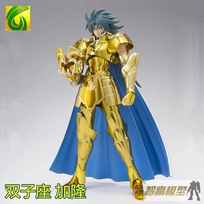 LC model Saint Seiya Gemini Cloth Myth EX Gemini Saga Action Figure Saint Cloth Myth EX classic toys