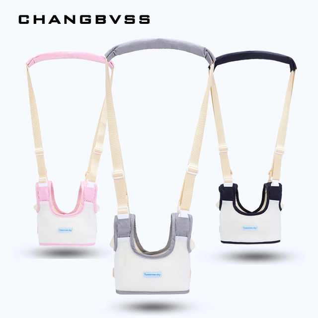 Baby Learning Walking Assistant Walkers Safety Strap Wing Harness Carries Baby Walker Infant Toddler Safety Harnesses Anti-lost