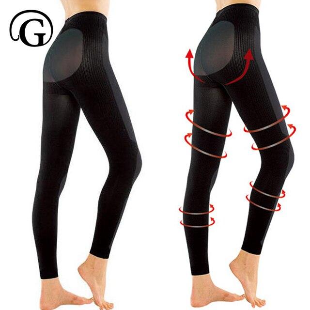 f8955d9a31 PRAYGER New Sexy Women Slimming Legs Shaper Massage Thigh Butt Lifter  Panties Carry Buttock Warm Body