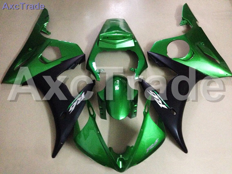 High Quality ABS Plastic For Yamaha YZF600 YZF 600 R6 YZF-R6 2003 2004 2005 03 04 05 Moto Custom Made Motorcycle Fairing Kit abs plastic speedometer gauge case cover for yamaha yzf r6 yzf r6 2003 2004 2005 tachometer