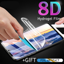 8D Full Cover Hydrogel Film for huawei Mate 20pro 20lite 9 10Protective P30 pro P9 P10 P20 Screen Protector