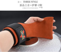 Fitness Weight Lifting Hook Training Gym Grips Straps Wrist Support Weights Power Dumbbell Hook Weightlifting
