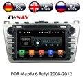 8 Core Android 9 Mit DSP Auto DVD player GPS navigation 2 DIN radio Für Mazda 6 Atenza 2008 2012 navi multimedia band radio-in Auto-Multimedia-Player aus Kraftfahrzeuge und Motorräder bei