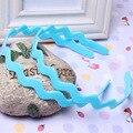 Doce cor arcos de cabelo acessórios para mulheres 2015 jóias menina Headbands pentes de plástico