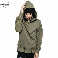 Aelfric Eden Brand Men S Autumn Winter Loose Lace Hoodie Vogue Kanye West Mask Section Hoodies